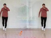 抚州雨欣缘广场舞《唐古拉》原创舞蹈 附正背面口令分解教学演示