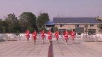 岳阳君山轻舞飞扬舞蹈队舞蹈 唱着情歌流着泪  表演 团队版