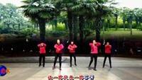 金华广场舞 微马之歌 团队版正背面演示及口令分解动作教学