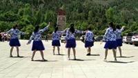 舞清歡原創廣場舞16步《啞巴新娘》16步廣場舞視頻正背面演示及口令分解動作教學和背面演