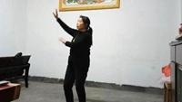 建陽麻沙彭桂英廣場舞《啞巴新娘》正背面演示及口令分解動作教學