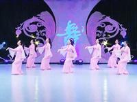 安徽绿茶飞舞广场舞 谁懂女人花 表演