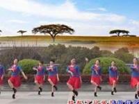 茉莉广场舞《马头琴》原创民族风藏族舞附教学 易学正背面口令分解动作教学演示