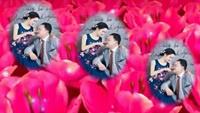 琴舞动心情广场舞【你是我今生的依靠】结婚影集口令分解动作教学