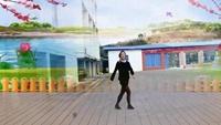 四川大竹柳北舞蹈《燃烧我的爱》16步鬼步舞完整版演示及分解教学演示
