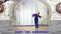 舞动人生SJY古典舞《葬花吟》,编创:秦来财原创附正背面教学口令分解动作演示