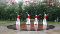 江西亲水湾广场舞《好一朵女人花》