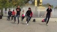鬼步舞免费教学视频 大同教鬼步舞 学习跳鬼步舞正背面演示及慢速口令教学