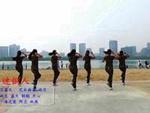 雨竺广场舞 气质迷倒人 背面展示 经典正背面演示及口令分解动作教学