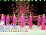 阿中中梅梅翠翠廣場舞 伶人歌 表演 完整版演示及口令分解動作教學