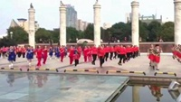 安徽娟兒廣場舞《我愛廣場舞+中國夢》不完整篇口令分解動作教學