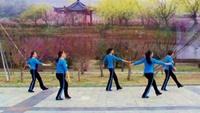 曲阜尚美健身舞隊 《雪蓮花》經典正背面演示及口令分解動作教學