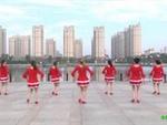 南陵翠翠广场舞 自由自在 背面展示 经典正背面演示及口令分解动作教学