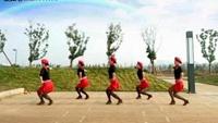 玉琴飛揚廣場舞〖雷山我的愛〗原創16步水兵舞附教完整版演示及分解教學演示