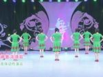 芳之舞廣場舞  娜魯灣情歌 背面展示 原創附正背面教學口令分解動作演示