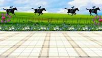 夕陽舞韻炫美場景《馬背情歌》制作:夕陽舞韻原創附正背面教學口令分解動作演示