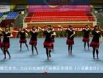 九江石化油库舞蹈 心里藏着你 表演 经典正背面演示及口令分解动作教学
