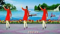 西門香香廣場舞《負心的你》原創入門16步附分解正背面演示及慢速口令教學