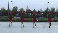 灌南堆溝 愛尚廣場舞《林中鳥》16步附分解完整版演示及口令分解動作教學