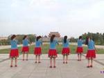 內蒙古上都之韻飛悅精英廣場舞 今生相愛 背面展示 經典正背面演示及口令分解動作教學