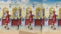 舞美花【兩門舞隊】麗萍16步【人生不能沒有愛】正背面演示及口令分解動作教學和背面演