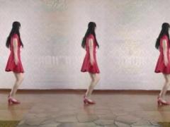 葉久久廣場舞《小蘋果》原創初級入門舞蹈附教學經典正背面演示及口令分解動作教學