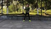 街舞abvby,表演:燕燕原创附教学口令分解动作演示