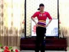 小可乐恩恩广场舞《公虾米》编舞:周周完整版演示及口令分解动作教学