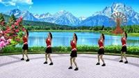 源興廣場舞【想啊】原創16步初級入門教學經典正背面演示及口令分解動作教學