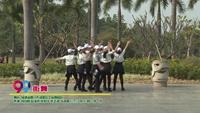 福建省厦门市湖里区艺懿舞蹈队舞蹈   街舞 表演 团队版 正背面演示及口令分解动作教学和背面演