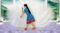 春和广场舞背面演示藏族舞蹈走出空城走不出想念经典正背面演示及口令分解动作教学