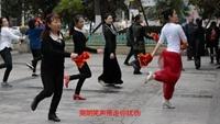 达州映山红广场舞  秧歌舞《东北偏北的地方》口令分解动作教学演示