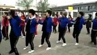 集體齊跳《兔子舞》正背面演示及慢速口令教學