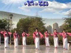 茉莉舞蹈《泛水荷塘》原创古典舞优美抒情附教学完整版演示及分解教学演示