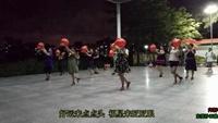 沙田稔洲广场《拜新年》 编舞何老师 五瓜广场舞正背面演示及口令分解动作教学