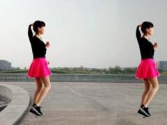 阿真舞蹈原创《闯码头》32步完整版演示及分解教学演示