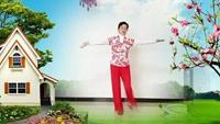 甘肅—梅蘭竹菊廣場舞《紅塵情緣》編舞梅蘭竹菊原創附教學口令分解動作演示