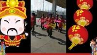 《财神到》自由自在广场舞舞队:翠萍老师正反面演示及分解动作教学