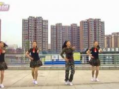 太湖彬彬广场舞《绿洲之恋》原创水兵舞附教学口令分解动作教学演示