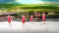 藍色天夢-習舞:金運舞蹈隊正反面演示及分解動作教學