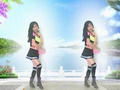 武汉汪汪广场舞《小花》原创健身舞附教学口令分解动作教学演示