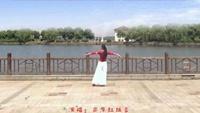 蘇州盛澤雨夜廣場舞  夢中戀人 中三 原創附教學正背面演示及慢速口令教學