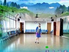 清盈百合广场舞-原创《蛤蟆爱天鹅》786附正背表演口令分解动作分解教学