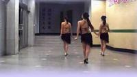 夢舞廣場舞《向上攀爬》經典正背面演示及口令分解動作教學