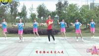 楠楠舞蹈——微心(原创大众健身舞附教学)附正背表演口令分解动作分解教学