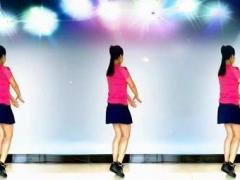 四川蓉蓉廣場舞《花城姑娘》原創DJ三十二步附分解完整版演示及分解教學演示
