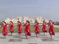 內蒙古上都之韻民安心悅廣場舞 今生相愛 表演 正背面演示及口令分解動作教學