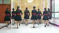 最愛廣場舞【塵緣夢】16步原創附正背面教學口令分解動作演示