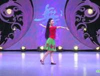 藝莞兒廣場舞 踏歌麗江 表演 個人版 正背面演示及口令分解動作教學