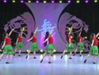 藝莞兒廣場舞 踏歌麗江 背面展示 正背面口令分解動作教學演示